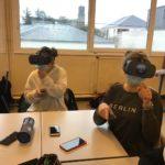 Réalité virtuelle pour réelle insertion professionnelle.