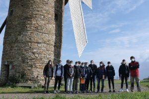Visite du Moulin de Bertaud pour les 4ème APP