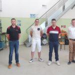 Oraux blancs devant des professionnels pour préparer l'examen des étudiants de BTS GDEA2 du Lycée Saint-Clair de Derval