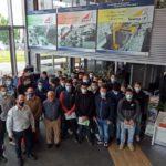 Semaine en Vendée organisée par les étudiants de BTS GDEA2.