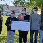 Les BTS ACSE2 du Lycée Saint-Clair de Derval gagnent le prix Agri-Challenge du Crédit agricole